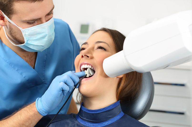 Dental X-Ray For Treatment